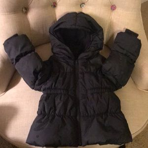 Old Navy Frost Free Girls Coat